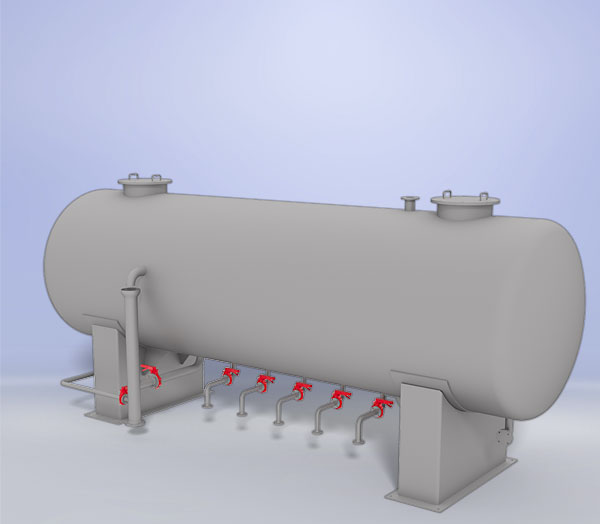 Clean & Emergency Water Tank